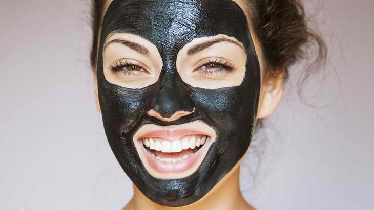 маска из активированного угля противопоказания