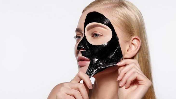 маска из активированного угля как сделать