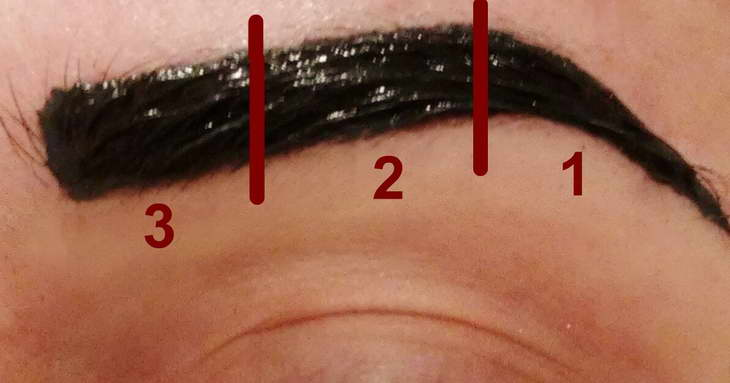 биотатуаж бровей хной brow henna