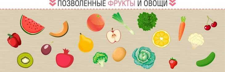 овощная диета правила