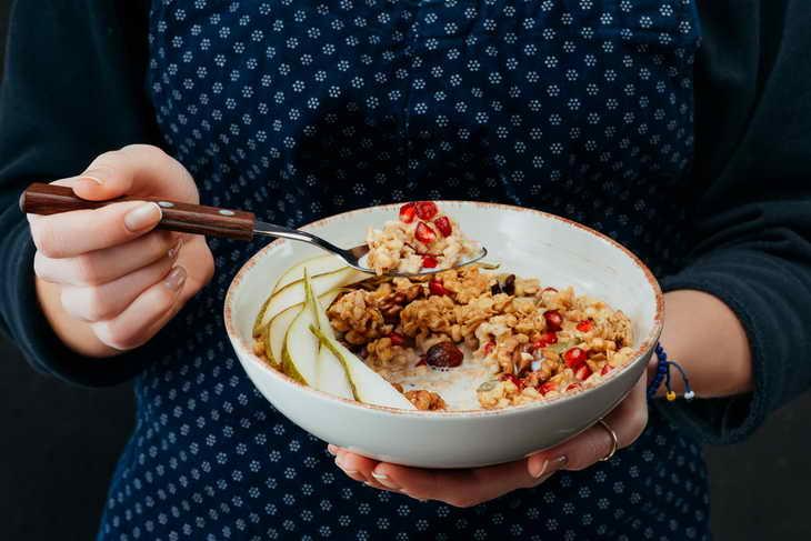 овсяная диета противопокзания