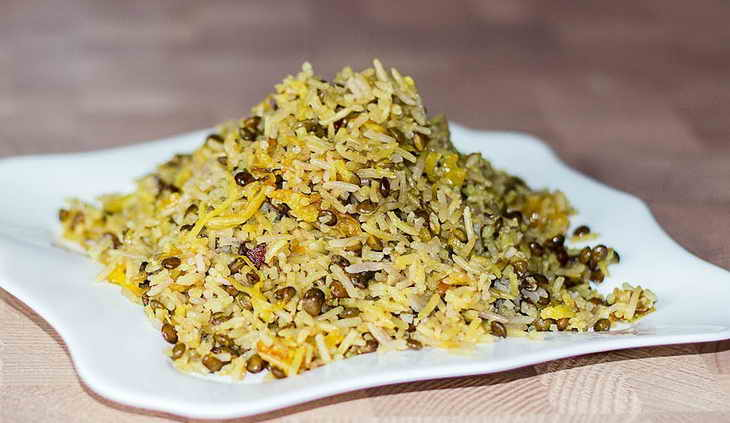 рисовая диета что приготовить