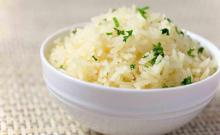 рисовая диета рецепты