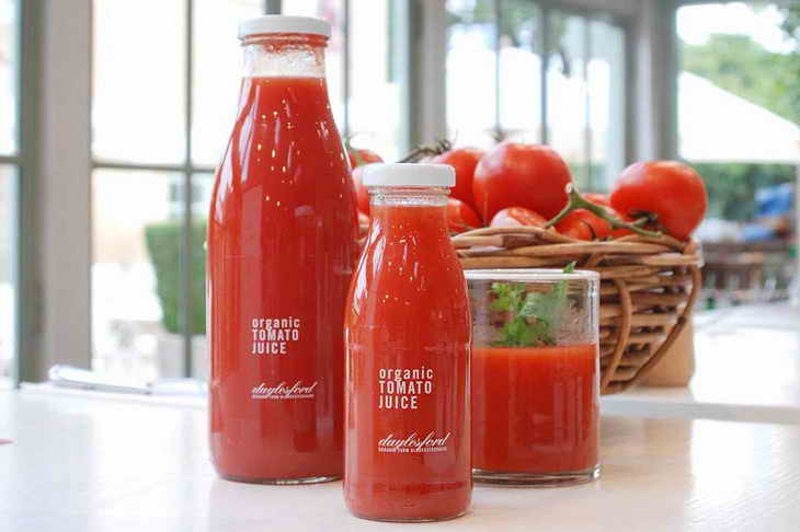Рисовая диета с томатным соком