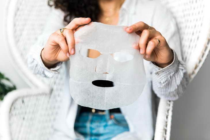 Что такое тканевые маски