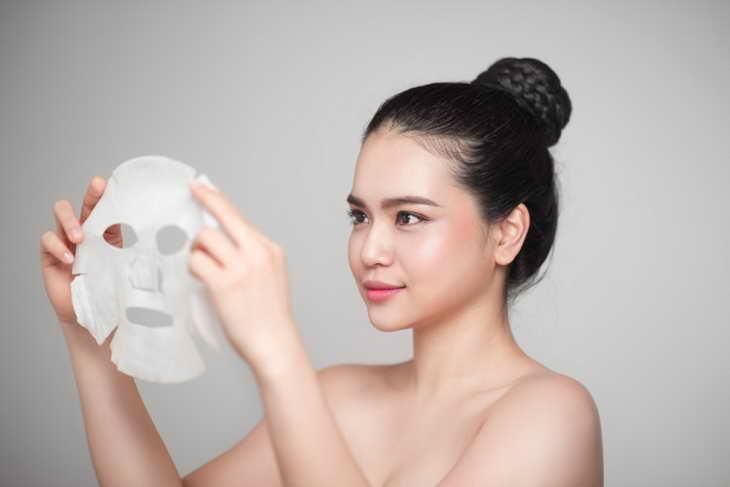 тканевые маски для лица как подобрать