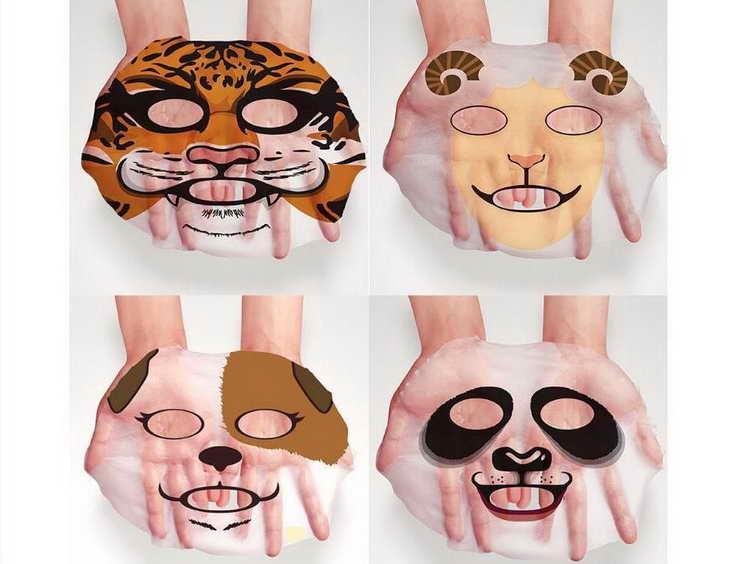 Animal Mask Sheep тканевая маска
