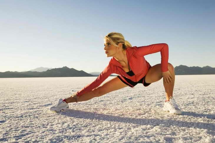 лучшие упражнения для похудения ног