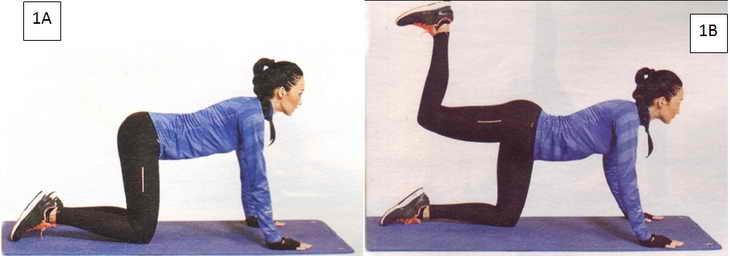 Махи ногами для похудения