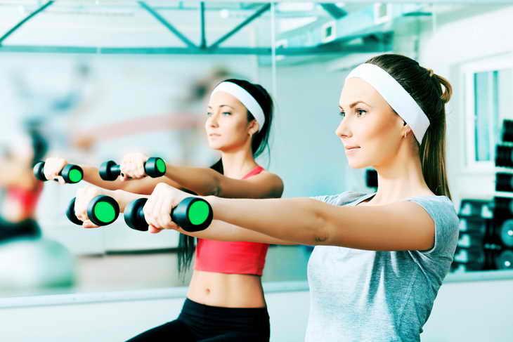 Как подобрать наилучшие упражнения для рук для себя
