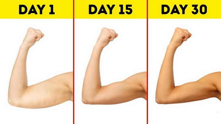 упражнения для похудения рук на сколько можно похудеть