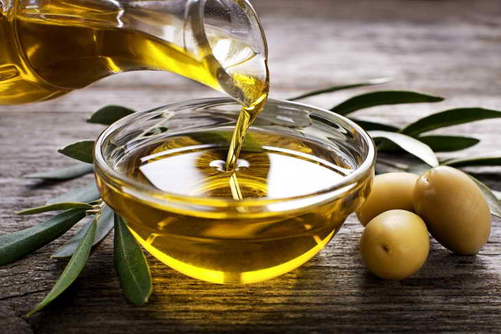 увлажняющие маски для лица в домашних условиях с оливковым маслом
