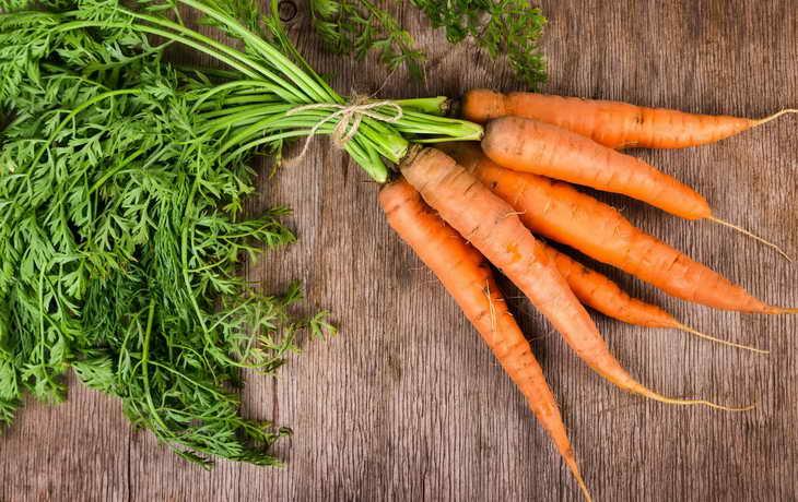 увлажняющие маски для лица в домашних условиях с морковкой