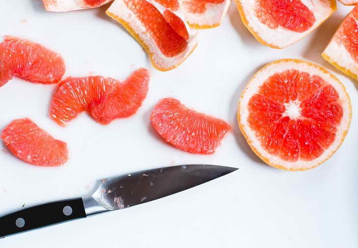 увлажняющие маски для лица в домашних условиях с грейпфрутом