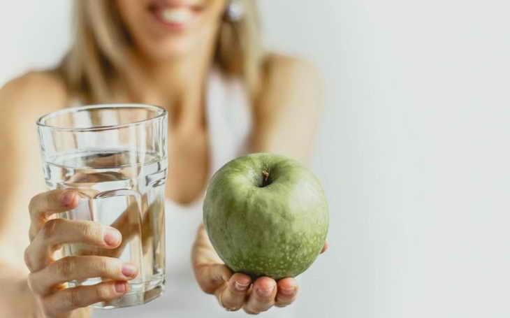водная диета что можно