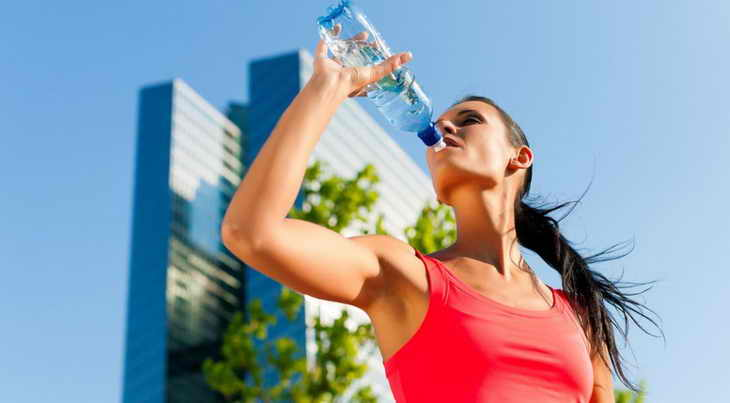 особенности водной диеты