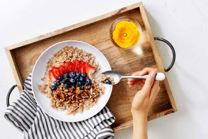 зарядка для похудения когда кушать