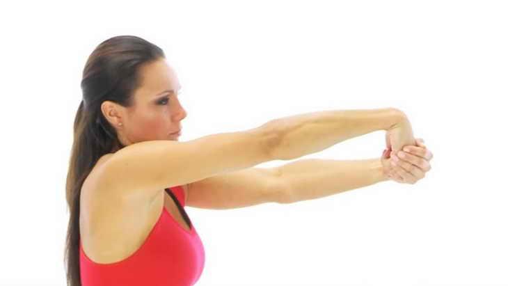 зарядка для похудения для рук