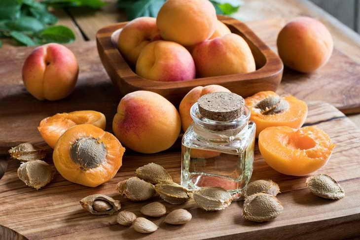 абрикосовое масло для лица особенности