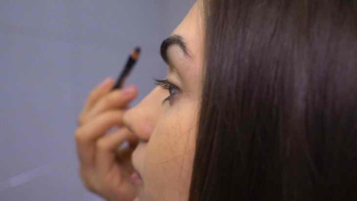 как красить брови карандашом советы визажистов