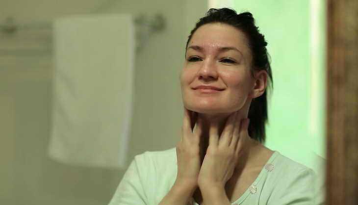 массаж лица от морщин в домашних условиях