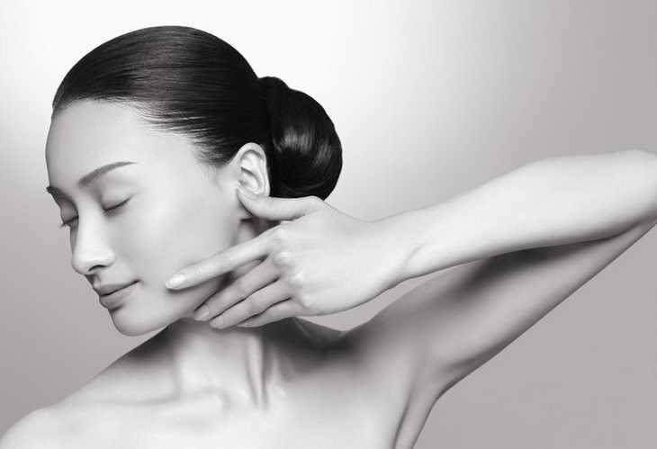 лимфодренажный массаж лица от отеков