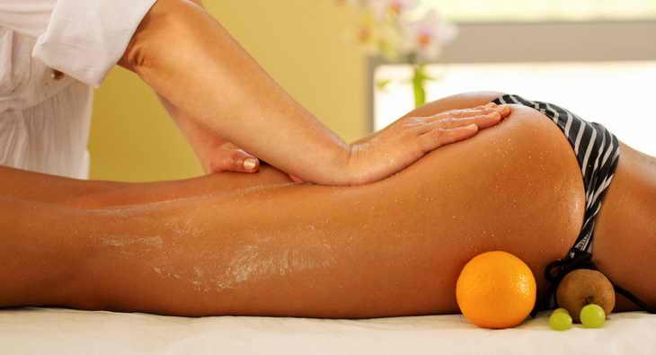 лимфодренажный массаж ног техника