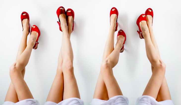 лимфодренажный массаж ног как делать