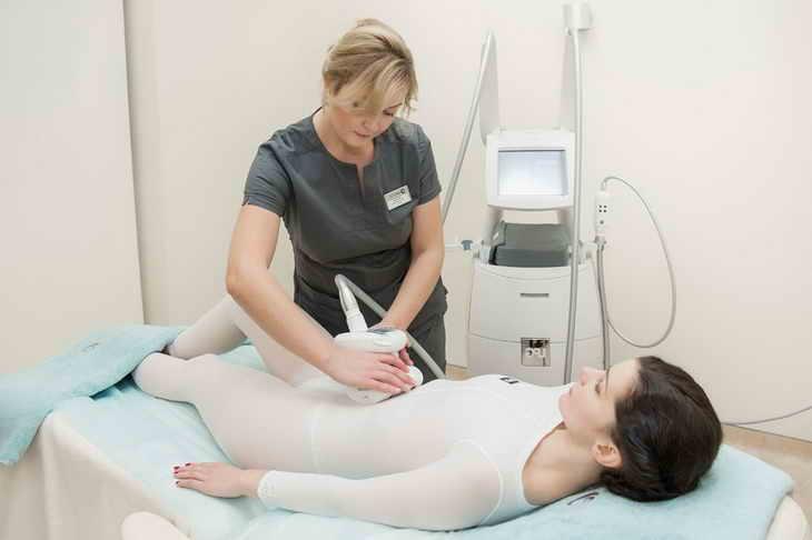 техника лимфодренажного массажа тела