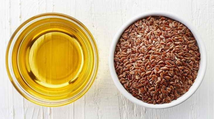 Льняное масло для кожи лица польза
