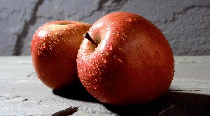 маска из картофеля для лица с яблоками