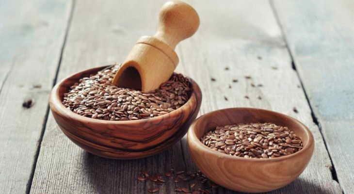 Семена льна для лица: лифтинг в домашних условиях, льняное от морщин – отзывы