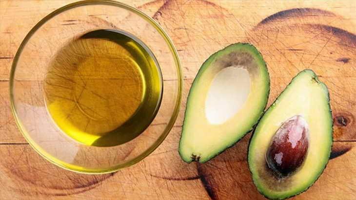масло авокадо для лица от прыщей