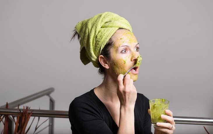 масло авокадо для лица как использовать