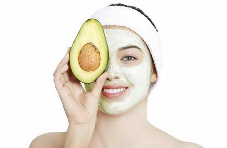 масло авокадо для лица для очищения