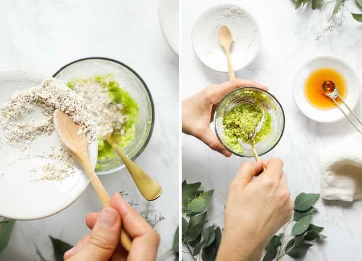 масло авокадо для лица от глубоких морщин