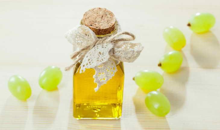 масло виноградной косточки для лица преимущества