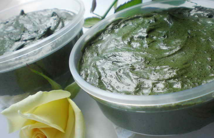масло жожоба для лица с водорослями