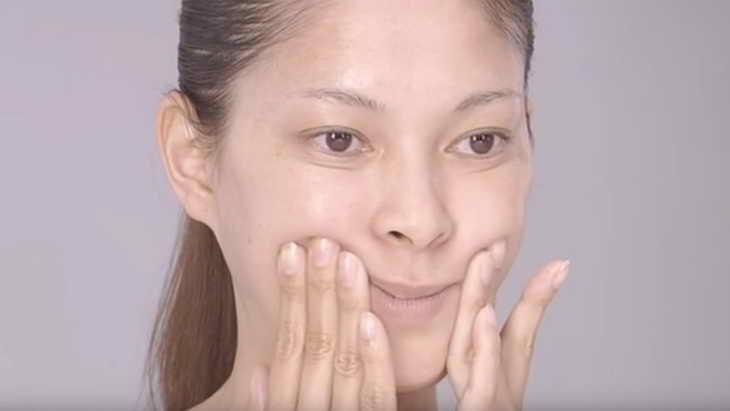 массаж для лица от морщин и подтяжки