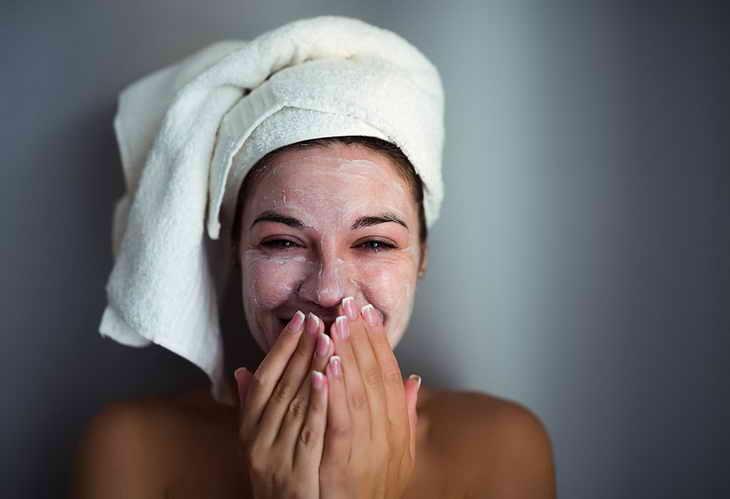 омолаживающие маски для лица в домашних условиях применение