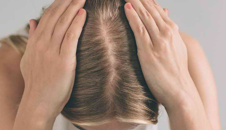 скраб для кожи головы