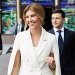 Первая леди Украины Елена Зеленская создала аккаунт вInstagram