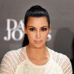 Всети появилось эксклюзивное фото Ким Кардашьян без мейкапа