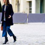 5 удачных примеров, как носить кюлоты ибыть втренде