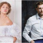 Таисия Вилкова выбрала для свадьбы самый романтичный наряд